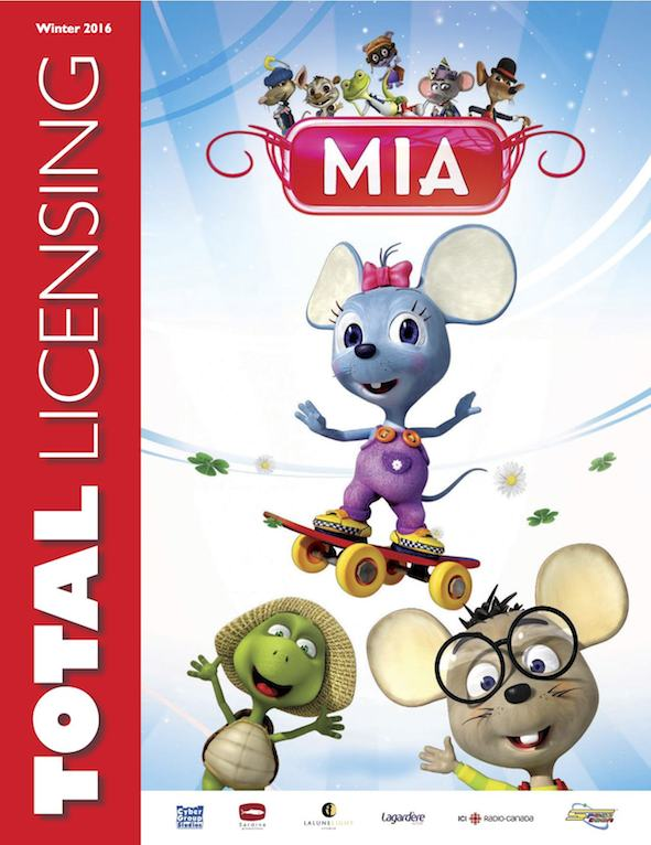 Total Licensing Magazine Winter 2016 Issue