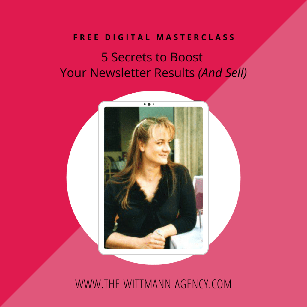 The Wittmann Agency Masterclass